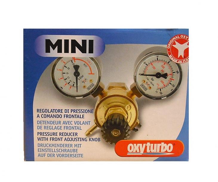 Riduttore di pressione co2 x bombole ricaricabili att 1 2 - Portata pressione ...