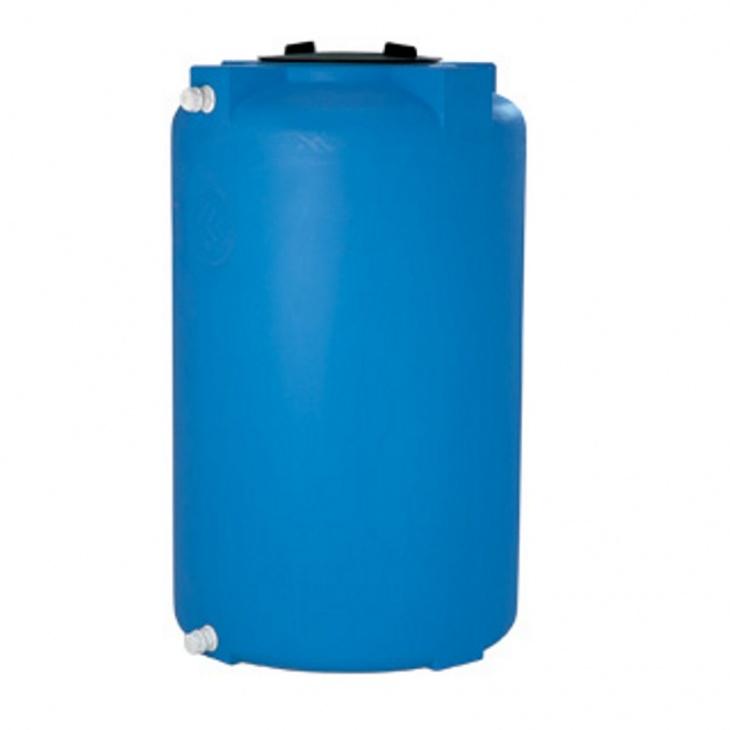 Serbatoio in polietilene cilindrico verticale lt 2000 for Serbatoio di acqua di rame