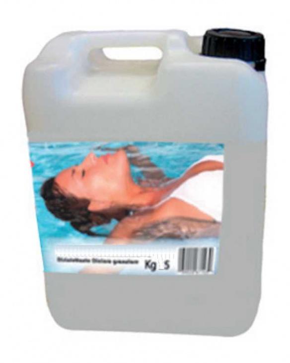 Svernante liquido per piscine tanica 5 kg - Svernante per piscine ...