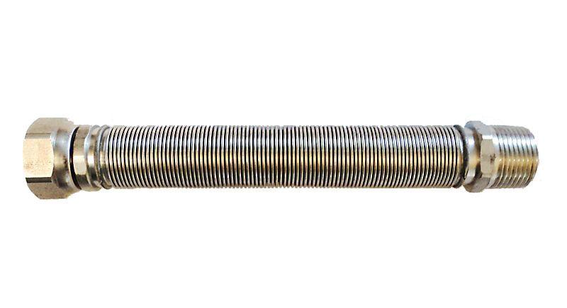 Tubo flessibile da 1 pollice raccordi tubi innocenti for Tubo in pvc per acqua calda
