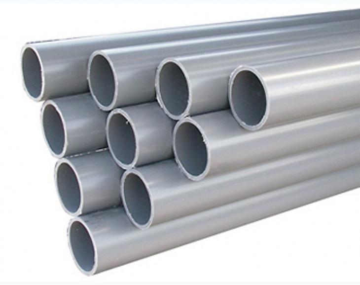 Tubo pvc per valvole addolcitori d 27 x l 1500 for Collegamento del tubo di rame al pvc
